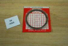 Suzuki GS550 12140-43410 RING SET, PISTON (STD) Genuine NEU NOS xx4263