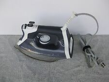 Rowenta DW8080 Pro Master 1700-Watt Micro Steam Iron Stainless Steel Soleplate
