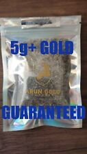 More details for arun gold rich gold paydirt with gems - 5g+ of placer gold guaranteed!