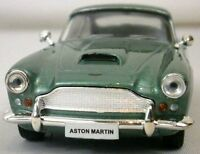 ASTON MARTIN DB4 COUPE DIECAST 1:43 SCALE RACING GREEN JAMES BOND 007 DETAILED