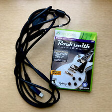 Rocksmith 2014 for Xbox 360 With Real Tone Cable