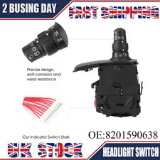 Light Indicator Stalk Switch For Renault Clio III Modus Kangoo 1.2 1.5