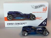 Hot Wheels ID Car HW50 Concept Series 1 Limited Production VHTF