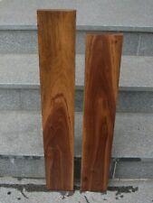 Nussbaum Bretter 2 Stück