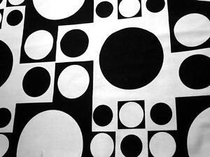 "2""/5cm Round Box Shape Cover*Geometry Cotton Canvas Chair Seat Cushion Case *AL6"