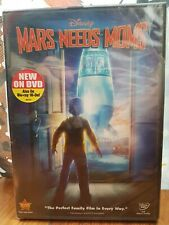 Mars Needs Moms (DVD, Disney, 2011, Widescreen) Brand New - Family Film