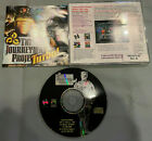 The Journeyman Project Turbo 1994 Pc/mac Computer Cd Video Game Complete In Case