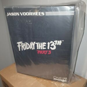 ONE:12 COLLECTIVE FRIDAY THE 13TH PART 3 JASON VOORHEES ACTION FIGURE MEZCO NEW