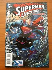 DC THE NEW 52 - SUPERMAN UNCHAINED #1