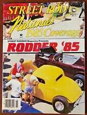 Rodder '85 Magazine (By The Editors of Street Rodder) Street Rod Nationals