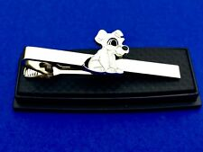 Dalmatian Tie Clip Dog Tie Bar Puppy Dog (New)