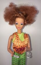 Rare Barbie and the Rockers Diva Real Dancing Action 1986 #3159