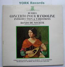 STU 70700 - HUMMEL - Concerto Pour Mandoline PAILLARD - Excellent Con LP Record