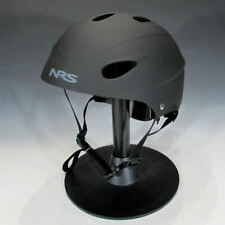 NRS Havoc Livery Helmet - Kayak & Whitewater Sports (Matte Black, Universal Fit)