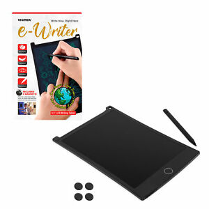 "Viotek 8.5"" Portable E-Writer LCD Surface Writing Drawing Tablet with Stylus"