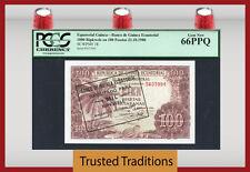 TT PK 18 1980 EQUATORIAL GUINEA 1000 BIPKWELE PCGS 66 PPQ GEM NEW NONE FINER!