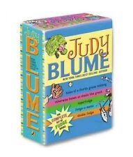 NEW Judy Blume's Fudge Box Set by Judy Blume