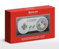 SNES Super Nintendo Entertainment System Controller Nintendo Switch Brand New P4