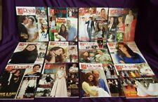 Royalty Magazine, Volume 23; all 12 original issues  2013 -  2015