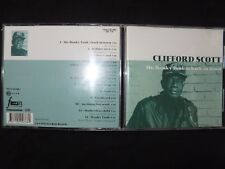 CD CLIFFORD SCOTT / MR HONKY TONK IS BACK IN TOWN /