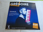 GREGOIRE - A ECOUTER D'URGENCE !!!!PLV 30 X 30 CM !!DISPLAY