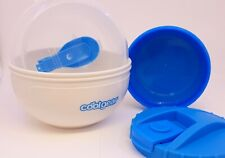 Ez Freeze Stayfit Cereal Bowl, Container for Cereal. Milk stays cold 4hrs, spoon