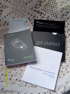 PDA Phone User Manual P6500
