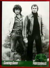 THE PROFESSIONALS - Individual PROMO CARD P8 - Strictly Ink 2005