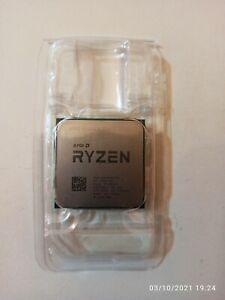 Processeur AMD Ryzen 5 3500x - AM4 -6 Cœurs/6 Threads -Sans Ventirad