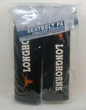 Texas Longhorns Seatbelt Pads Shoulder Protector