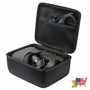 khanka Hard Travel Case for Oculus Quest 2/2020 Edition All-in-one 3D VR Gaming