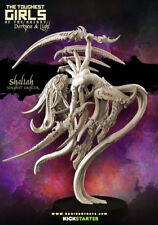 Raging Heroes Lust Elves Shaliah, Death Dancer Soloist - Dark Elves