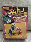 Matchbox VOLTRON III Red & Blue Mighty Lion Robot Set 1984 Die-Cast VERY NICE!!!