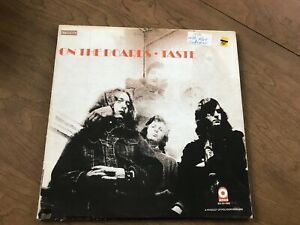 TASTE ON THE BOARDS ATCO 1970 PRESSWELL PRESSING VG/VG