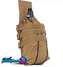 Valken Tactical Paintball Universal MOLLE Tank Holder / Pouch - Tan