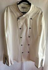 New listing Chef Works L Large cooks jacket coat white