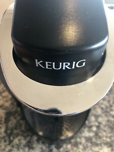 Keurig Single Cup Brewing System Coffee Maker Model B60 Black - Works Great
