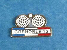 pins pin sport boule petanque club grenoble 1992