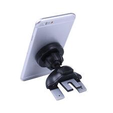 Magnet universal KFZ Auto CD Slot Einschub Handy Smartphone Halter Halterung set