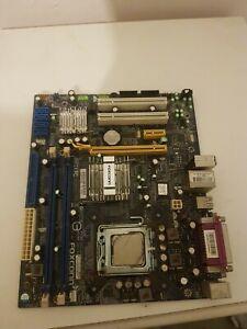 Foxconn 45cmx Socket 775 Motherboard + E8400 dual core CPU