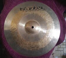 """Istanbul Agop Sultan Crash Cymbal 14"""" Dark K 708 grams"""