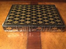 Easton Press THE THREE MUSKETEERS Dumas SEALED