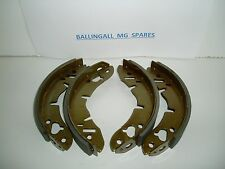 MG MIDGET SPRITE MINI REAR BRAKE SHOE SET GBS701  MOSS 182-175