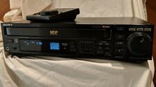 Sony MDP-510 Laserdisc Multi Disc Player (For Parts) (NTSC) Has Working Remote!