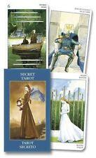 Secret Mini Tarot 9780738706023 by Lo Scarabeo Cards