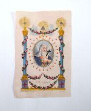 Image Religieuse - Sainte Agnès - Circa 1830