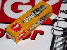 1x original NGK BKR6EKE = 5649 Doppelelektrode Zündkerze spark plug NEU OVP NOS