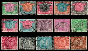 South Africa  KGVI revenues  3d ➤ £25  (15, all AFRIKAN language)