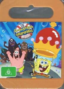 SPONGEBOB SQUAREPANTS The Movie R4 DVD - NEW & SEALED Free Post