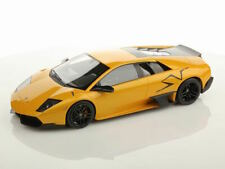 MR Models Lamborghini Murcièlago LP670-4 SV Fixed Wing scale 1/18 YELLOW MIDAS